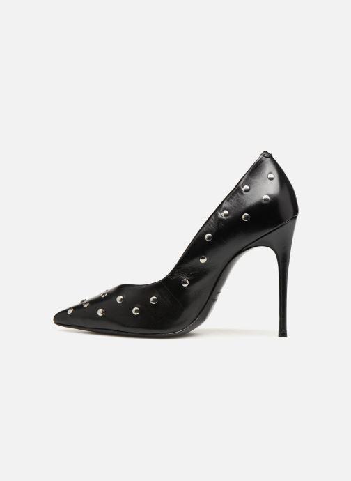 Zapatos de tacón COSMOPARIS AVELIA/STUD Negro vista de frente