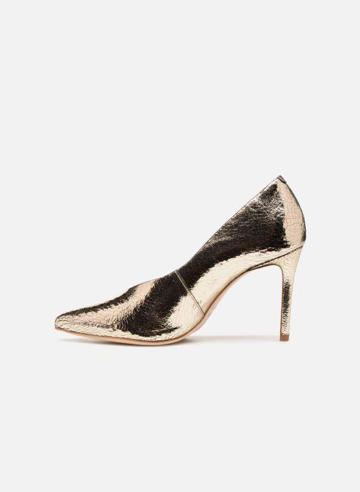 Zapatos de tacón COSMOPARIS ALIZEE/CR Oro y bronce vista de frente