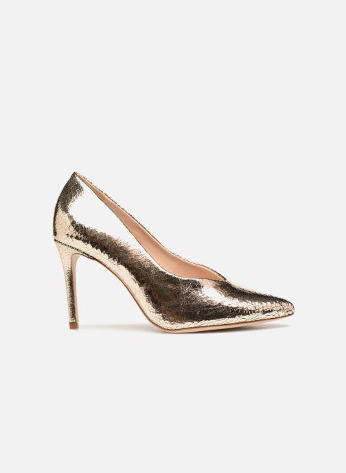 Zapatos de tacón COSMOPARIS ALIZEE/CR Oro y bronce vistra trasera