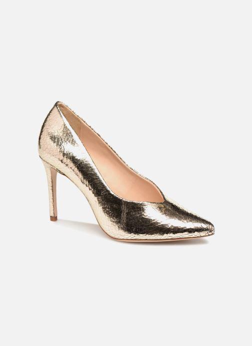 Zapatos de tacón COSMOPARIS ALIZEE/CR Oro y bronce vista de detalle / par