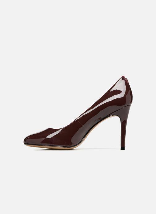 Zapatos de tacón COSMOPARIS JELISSA/VER Vino vista de frente