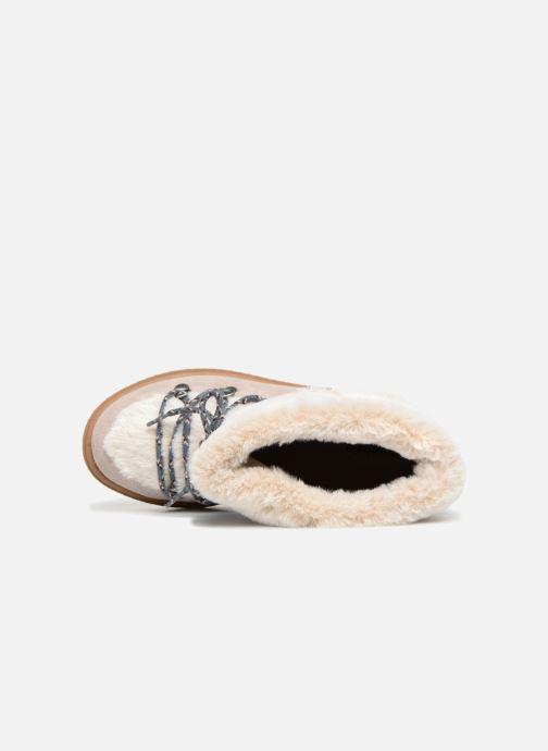 Chaussures de sport Victoria Bota Apreski Serraje Beige vue gauche