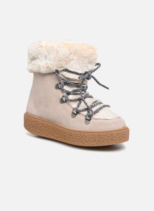 Chaussures de sport Victoria Bota Apreski Serraje Beige vue détail/paire