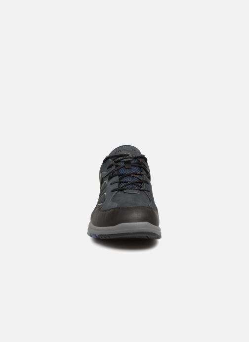 Zapatillas de deporte ALLROUNDER Caletto Tex Azul vista del modelo