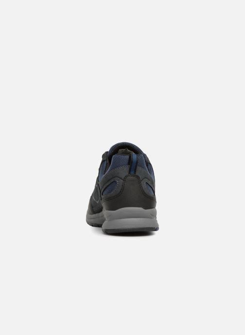 Zapatillas de deporte ALLROUNDER Caletto Tex Azul vista lateral derecha