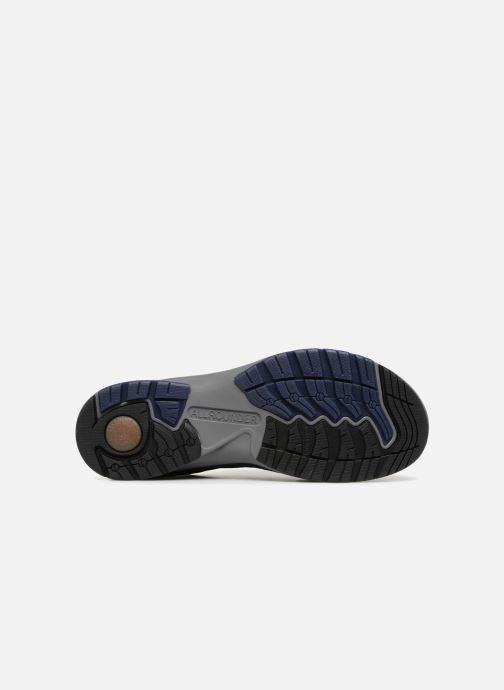 Zapatillas de deporte ALLROUNDER Caletto Tex Azul vista de arriba