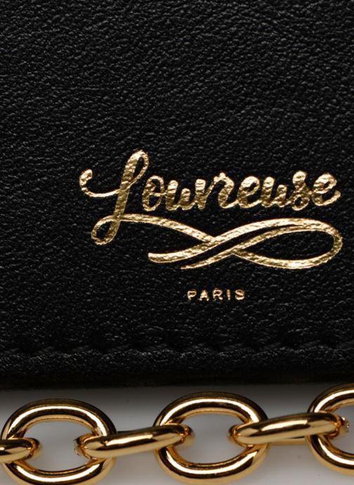 Handtassen Louvreuse CLEO Zwart links