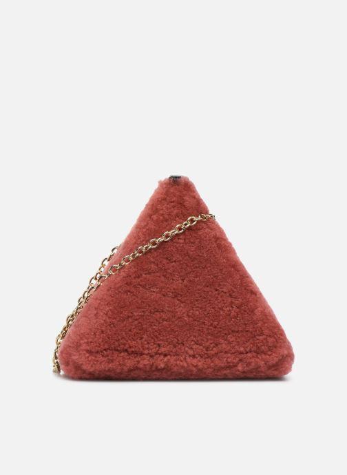 Sacs à main Louvreuse CLEO Rouge vue détail/paire