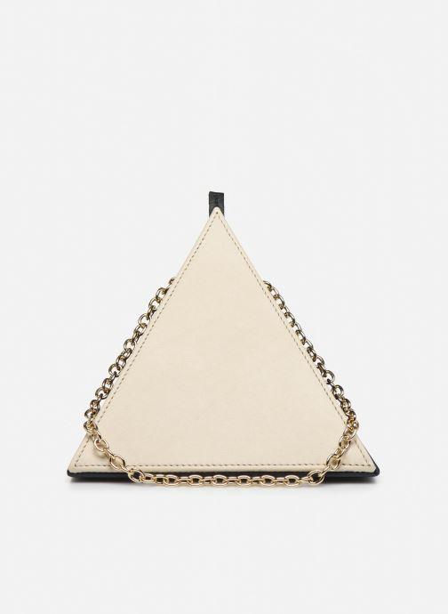 Handtaschen Louvreuse CLEO beige ansicht von rechts