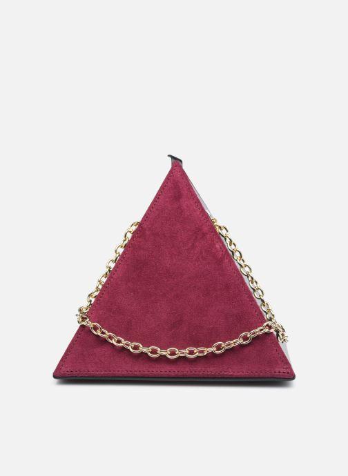Handtassen Louvreuse CLEO Bordeaux model
