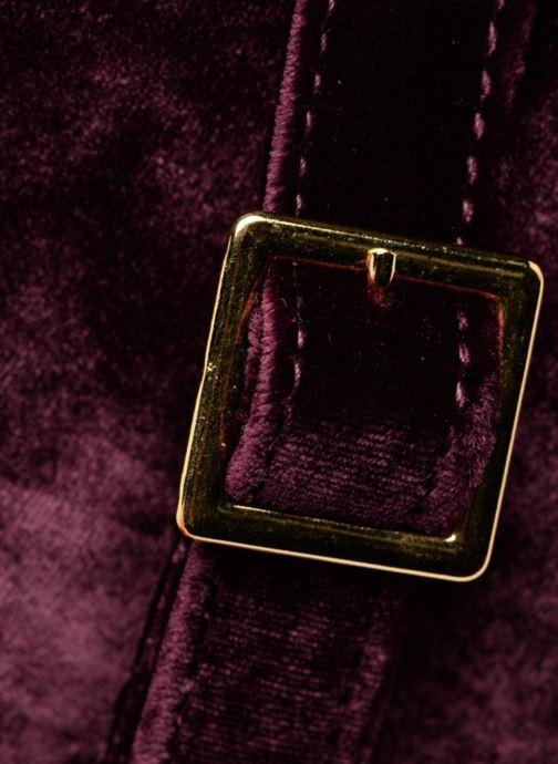 Bolsos de mano Louvreuse KASIMIR MINI Vino vista lateral izquierda