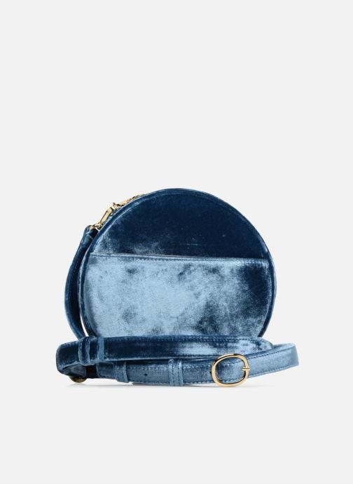 Sacs à main Louvreuse KASIMIR MINI Bleu vue face