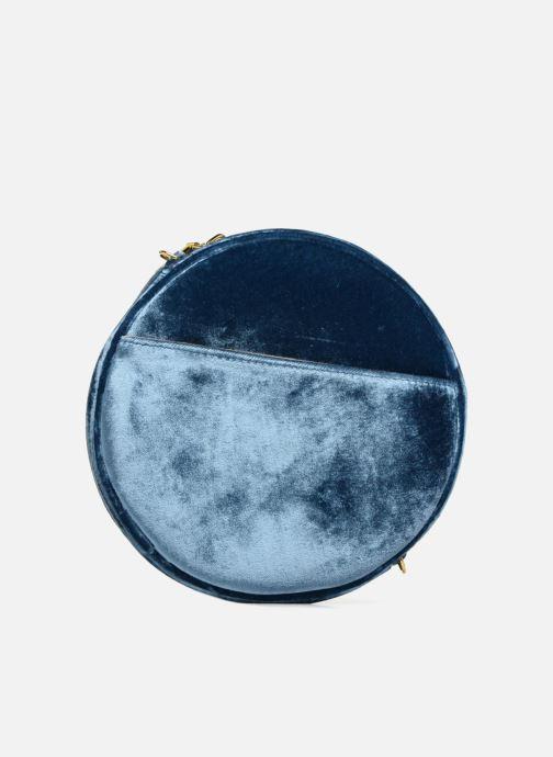 Bolsos de mano Louvreuse KASIMIR MINI Azul vista de detalle / par