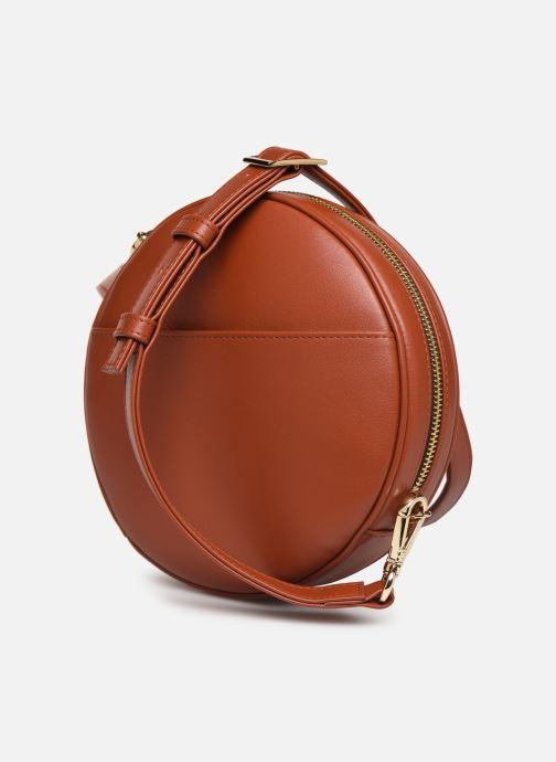 Handtaschen Louvreuse KASIMIR MINI braun schuhe getragen