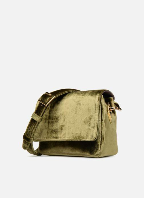 Handtaschen Louvreuse EUGENE grün schuhe getragen