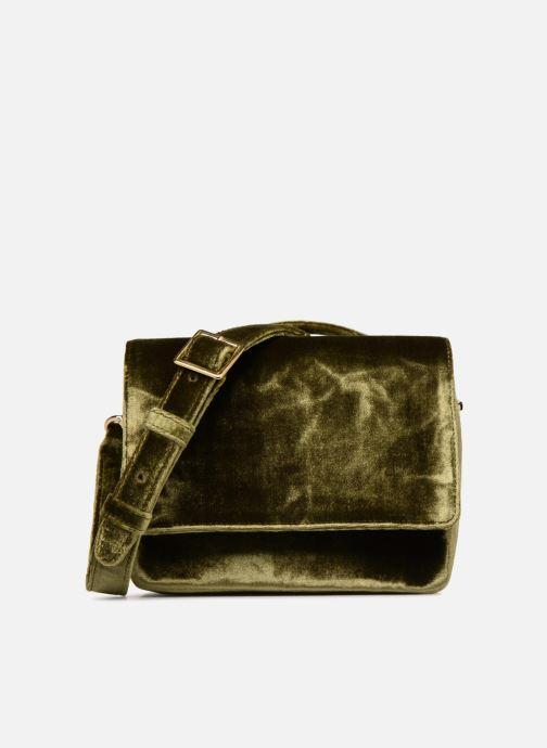 Handtassen Louvreuse EUGENE Groen detail