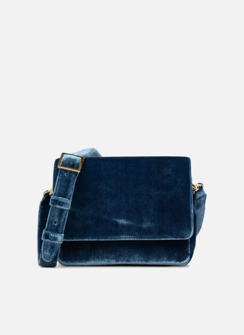Handtassen Louvreuse EUGENE Blauw detail