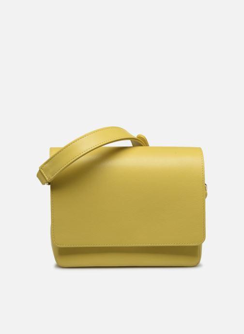 Bolsos de mano Louvreuse EUGENE Amarillo vista de detalle / par