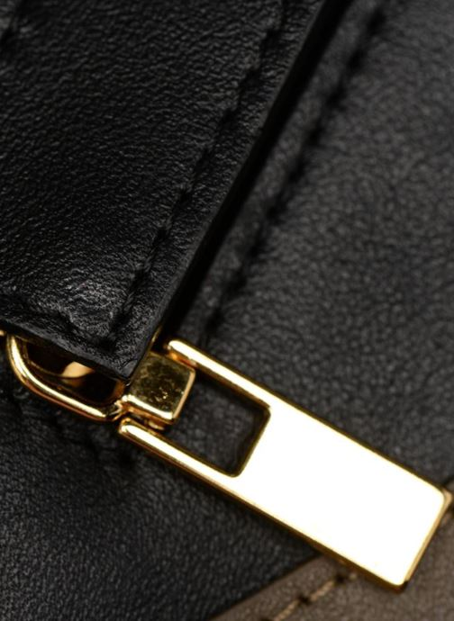 Handbags Louvreuse MILO Black view from the left