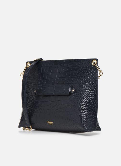 Handbags Louvreuse MILO Blue model view
