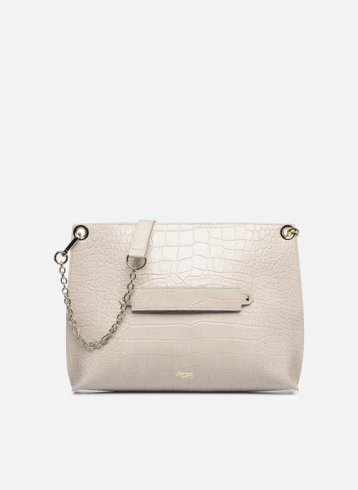 Handtaschen Louvreuse MILO beige detaillierte ansicht/modell