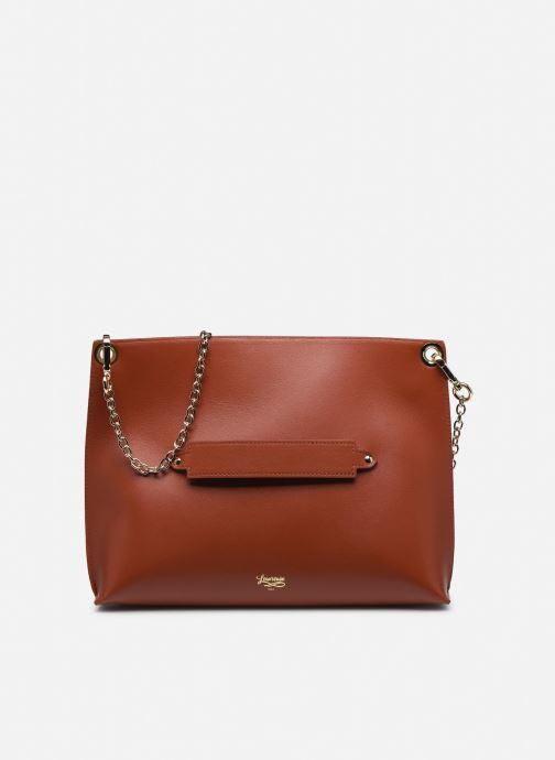 Handtaschen Louvreuse MILO braun detaillierte ansicht/modell