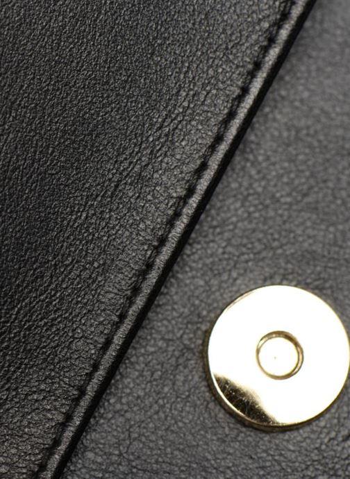 Sacs à main Louvreuse LEONARD Noir vue gauche