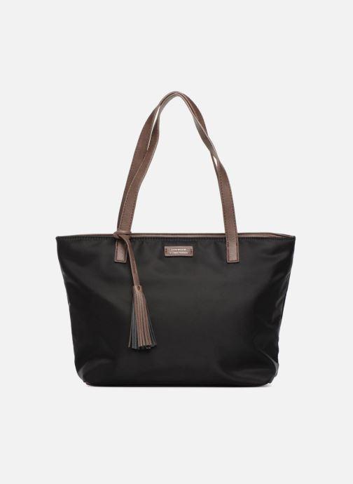 04c6e412a Loxwood Cabas Eden Zippé Nylon (Black) - Handbags chez Sarenza (333954)