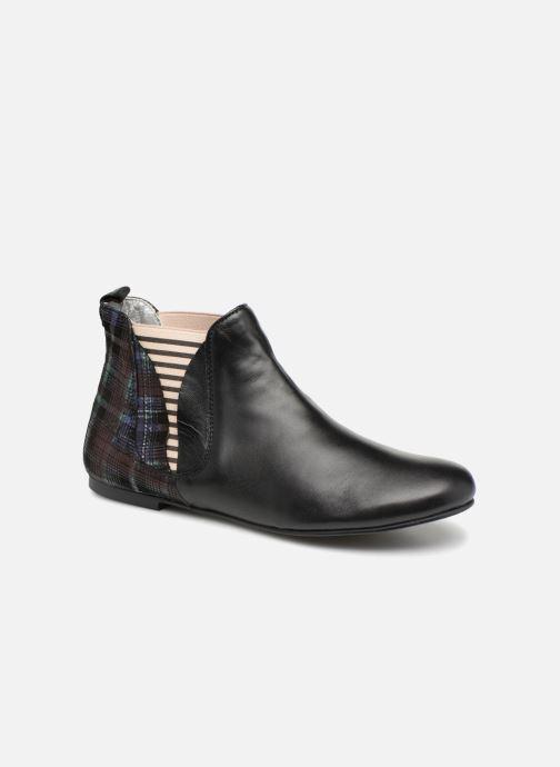Bottines et boots Ippon Vintage PATCH-GALA Noir vue détail/paire