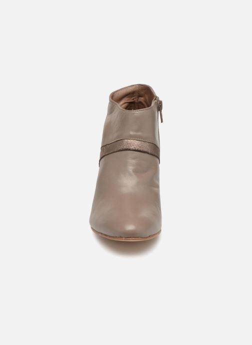 Stiefeletten & Boots Ippon Vintage ELIT-MAG braun schuhe getragen