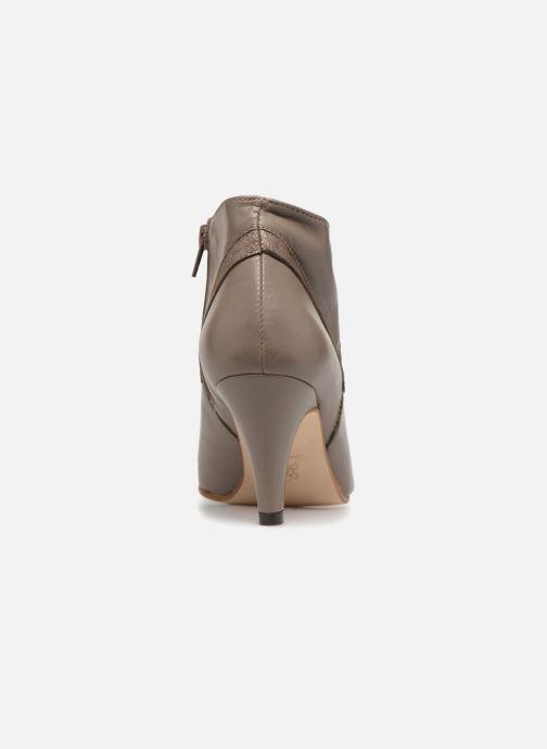 Stiefeletten & Boots Ippon Vintage ELIT-MAG braun ansicht von rechts