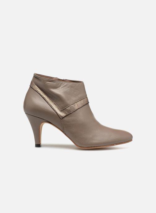 Stiefeletten & Boots Ippon Vintage ELIT-MAG braun ansicht von hinten