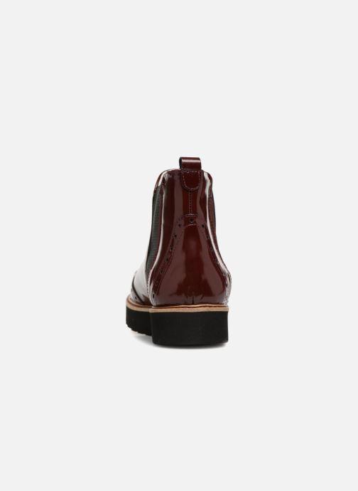 Bottines et boots Ippon Vintage HUNTER-THICK Bordeaux vue droite