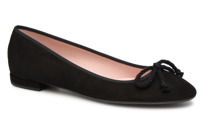Pretty Ballerinas ANGELIS (Noir) - Ballerines en Más cómodo Dernières chaussures discount pour hommes et femmes