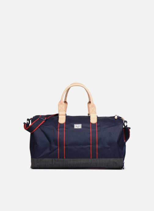 Sporttassen Herschel Novel Offset Blauw detail