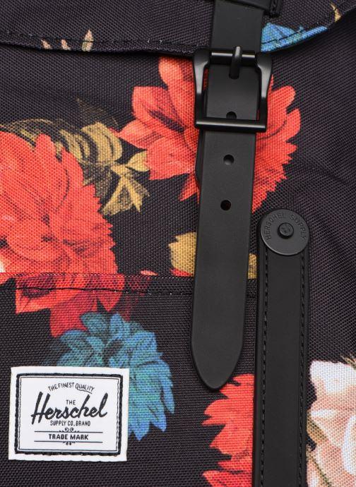 Sacs à dos Herschel Retreat MV Noir vue gauche