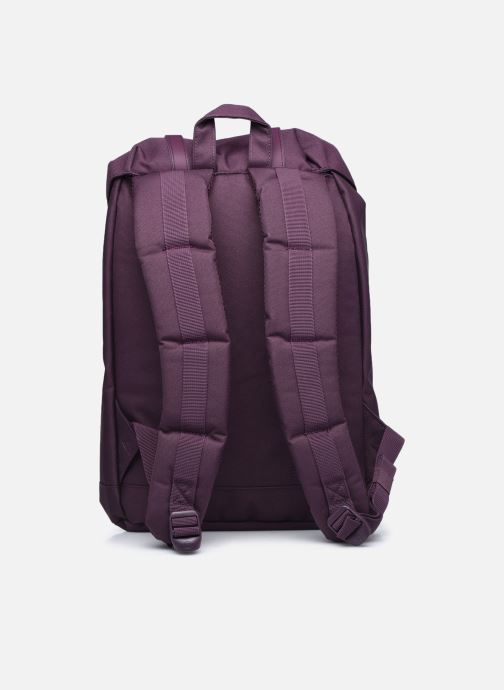Mochilas Herschel Retreat MV Violeta      vista de frente