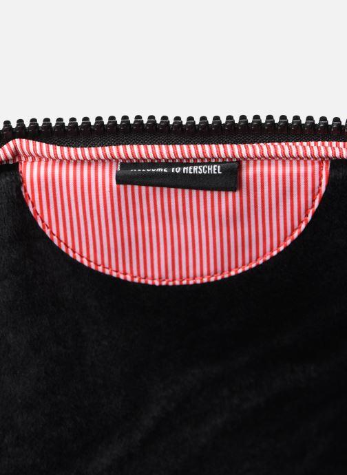 """Laptoptaschen Herschel Anchor Sleeve 13"""" schwarz ansicht von hinten"""