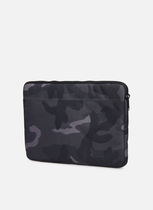 "Laptop cases Herschel Anchor Sleeve 13"" Grey view from the right"