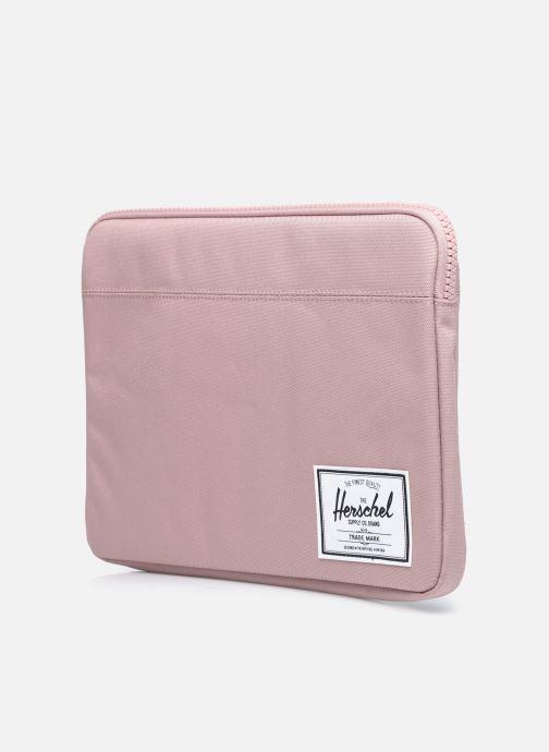 "Laptoptaschen Herschel Anchor Sleeve 13"" rosa schuhe getragen"