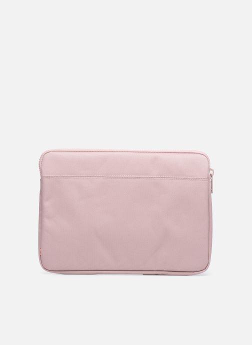 """Laptoptaschen Herschel Anchor Sleeve 13"""" rosa ansicht von vorne"""