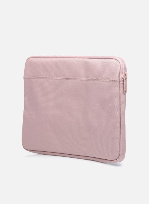 """Laptoptaschen Herschel Anchor Sleeve 13"""" rosa ansicht von rechts"""