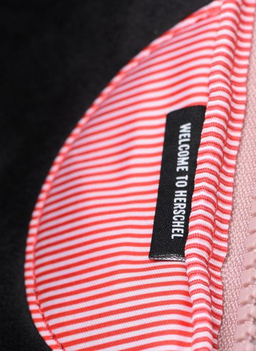 "Computertassen Herschel Anchor Sleeve 13"" Roze achterkant"