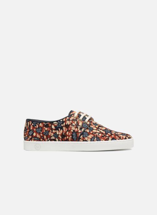 Sneaker Panafrica Oasis W SARENZA X PANAFRICA mehrfarbig ansicht von hinten