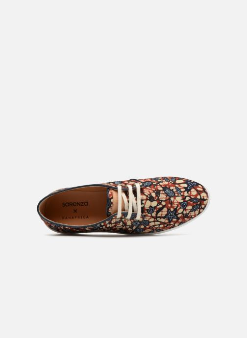Sneakers Panafrica Oasis W SARENZA X PANAFRICA Multicolore immagine sinistra