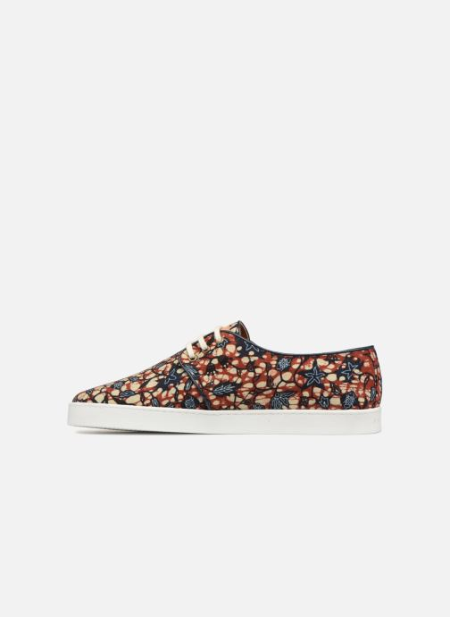 Trainers Panafrica Oasis SARENZA X PANAFRICA Multicolor front view