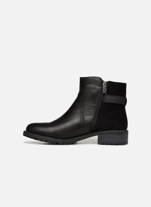 Stiefeletten & Boots Xti 33946 schwarz ansicht von vorne