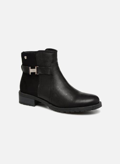 Ankle boots Xti 33946 Black detailed view/ Pair view