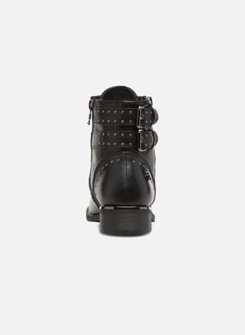Boots en enkellaarsjes Xti 48616 Zwart rechts