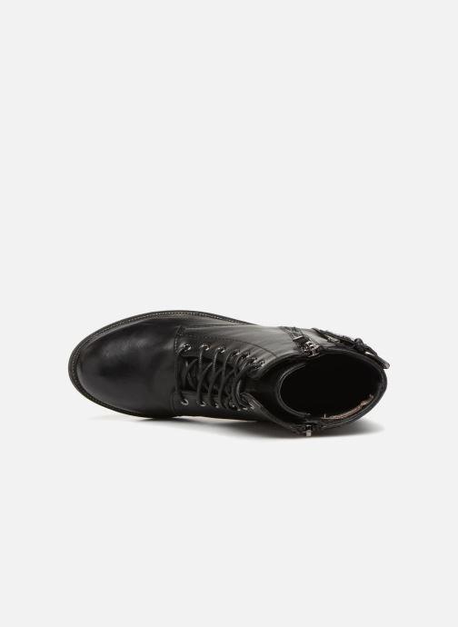 Boots en enkellaarsjes Xti 48616 Zwart links